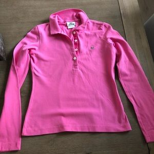 Tops - Lacoste Polo Shirt